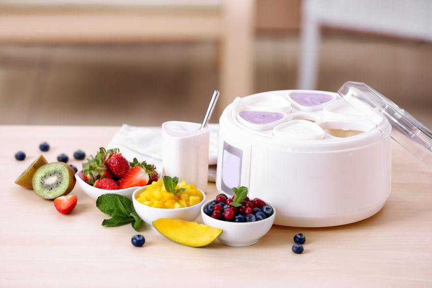 fonctionnement d'une yaourtière