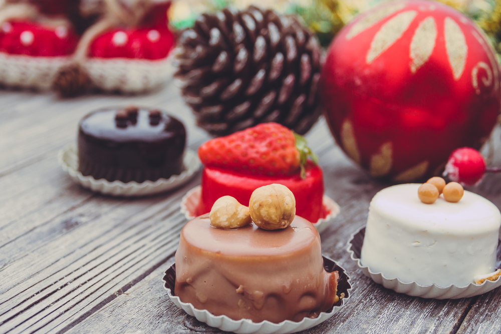 Desserts de fêtes de Noël