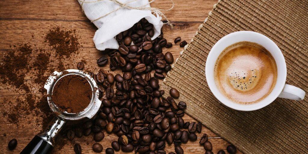 café à grains